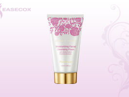 Rose Versailles Moisturizing Facial Cleansing Foam